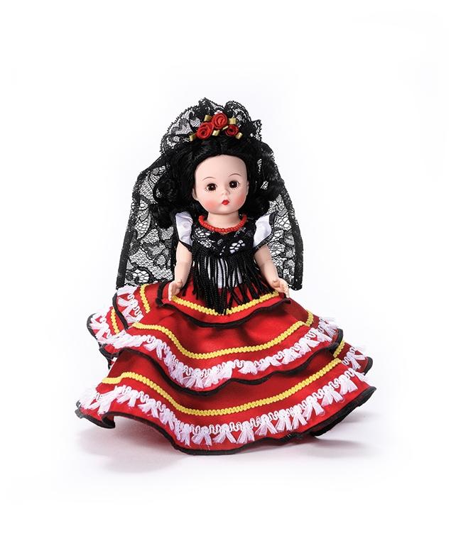 "8"" Spanish Princesa"