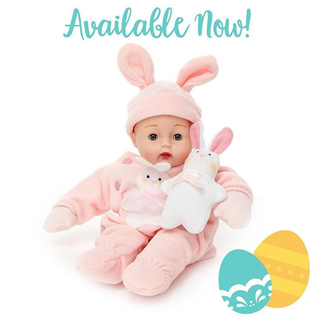 The perfect addition to this year's Easter basket 🐰 Visit our website to find out where to buy for your little one!