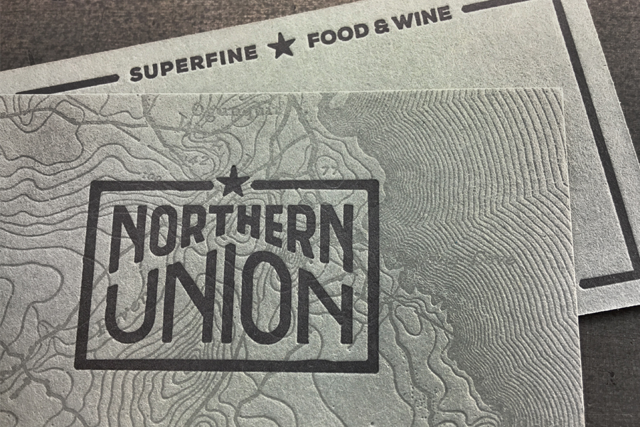 Northern Union Business Cards — STUDIO ON FIRE