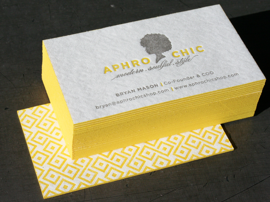 Aphro Chic Stationery — STUDIO ON FIRE