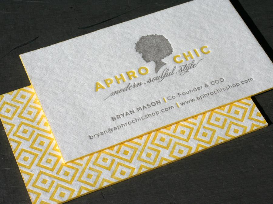 Aphro Chic Stationery — STUDIO ON FIRE