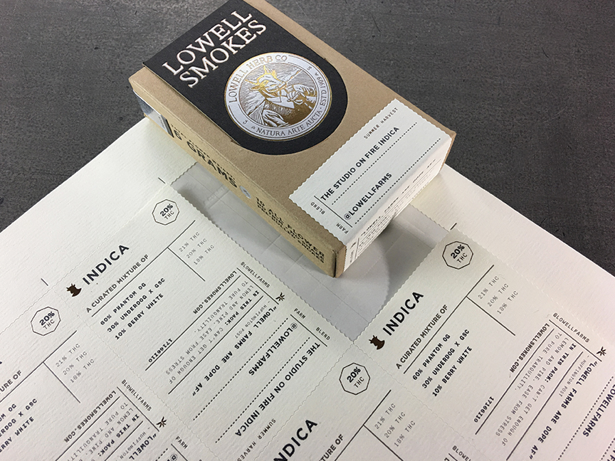 Studio-On-Fire-Lowell-Smokes-letterpress-foil-packaging-box-labels.jpg