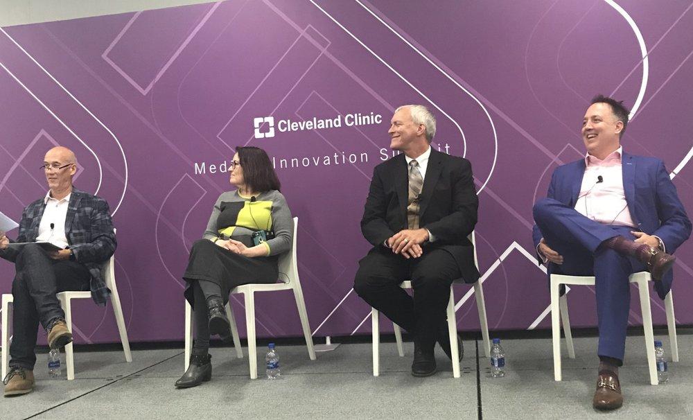 cleveland clinic medical innovation summit (October 23, 2018)
