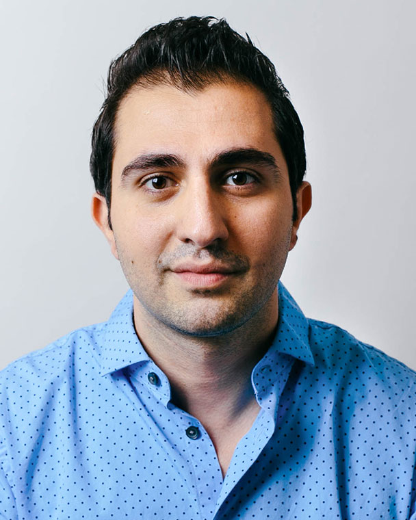 Samer Fallouh - VP OF ENGINEERING