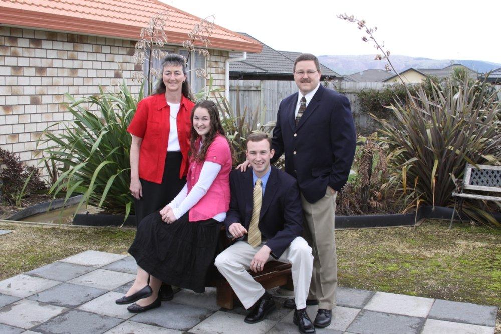 Guy & Debbie Bankston - New Zealand