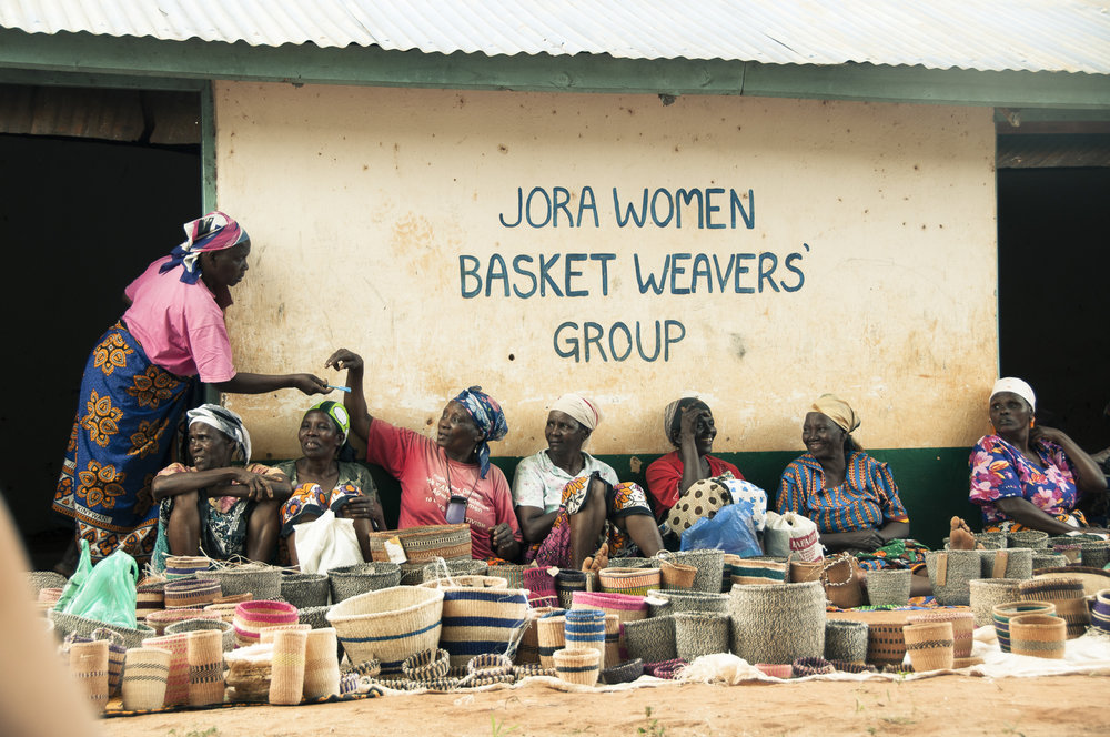 Jora Women Basket Weavers Group