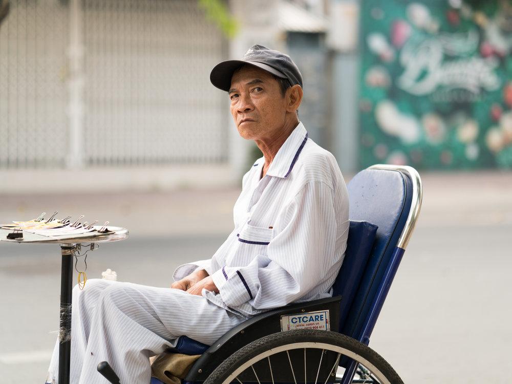 Saigon | pajama man