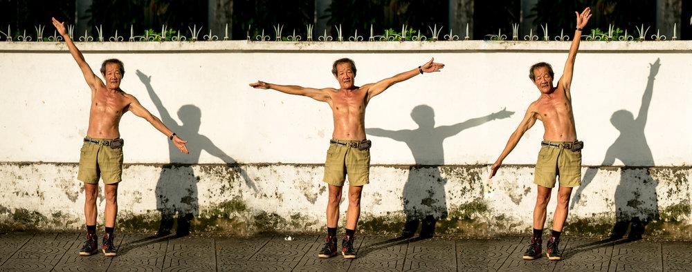 Saigon | Exercise Man