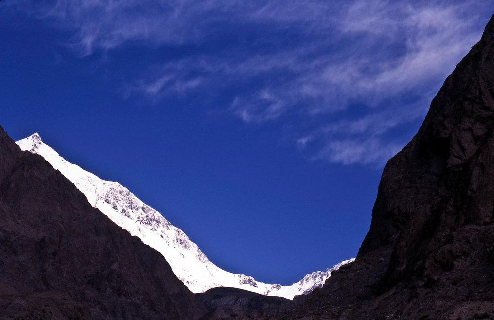 Gez Defile, Xinjiang