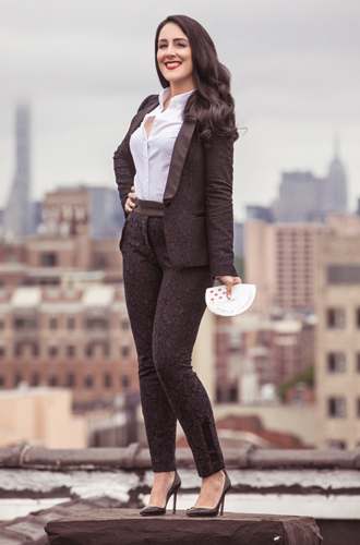 Cassandra, The Songstress of Magic, New York City