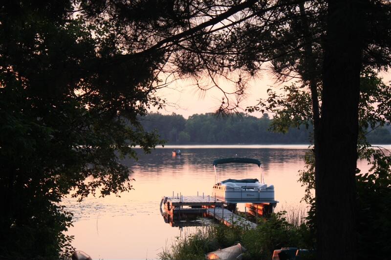 tonglen immersive retreat property dock