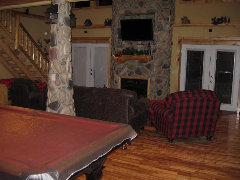 tonglen immersive retreat cabin interior ground floor
