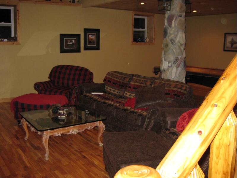 tonglen immersive retreat cabin interior seating area