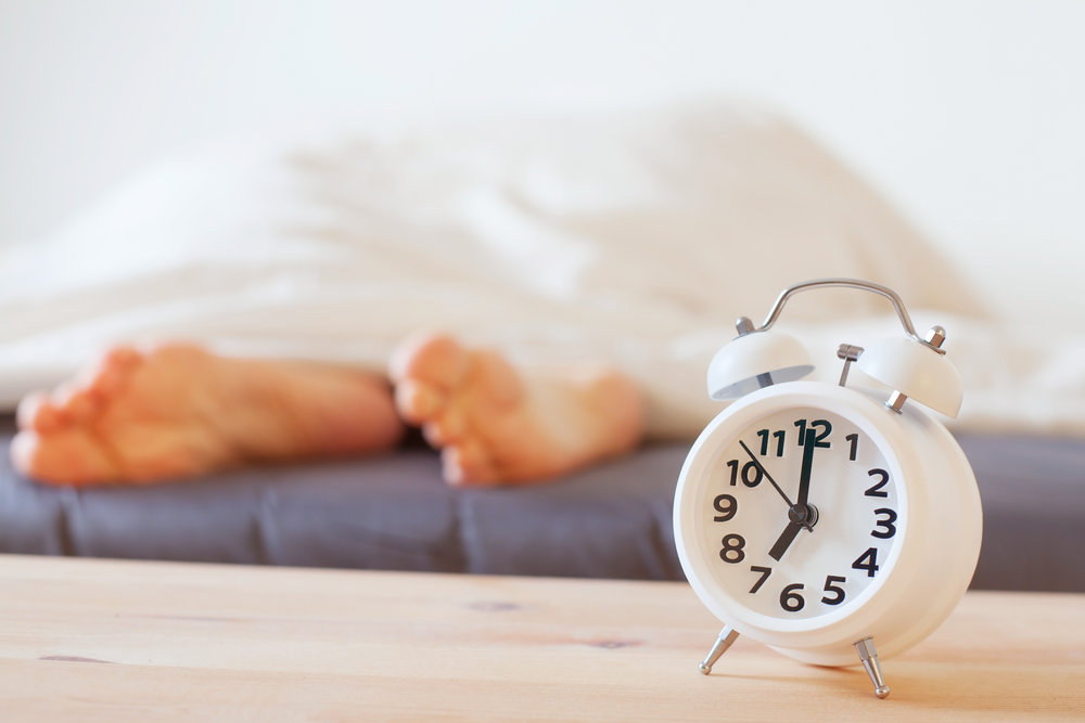 Improving your sleep - Tips to complement your reflexology treatment