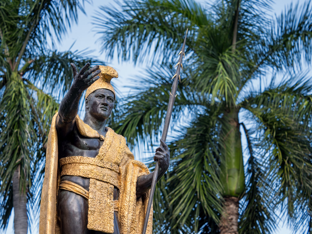 Musings by the Glass - Kamehameha Day - Kamehameha the Great