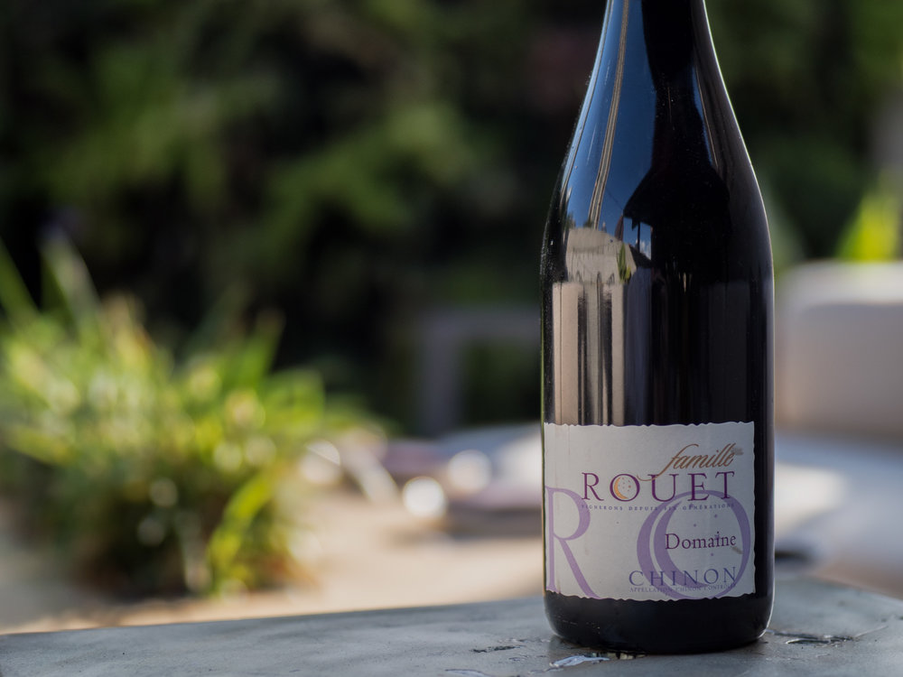 Musings by the Glass - Veritas Wine Club - Chinon Cabernet Franc