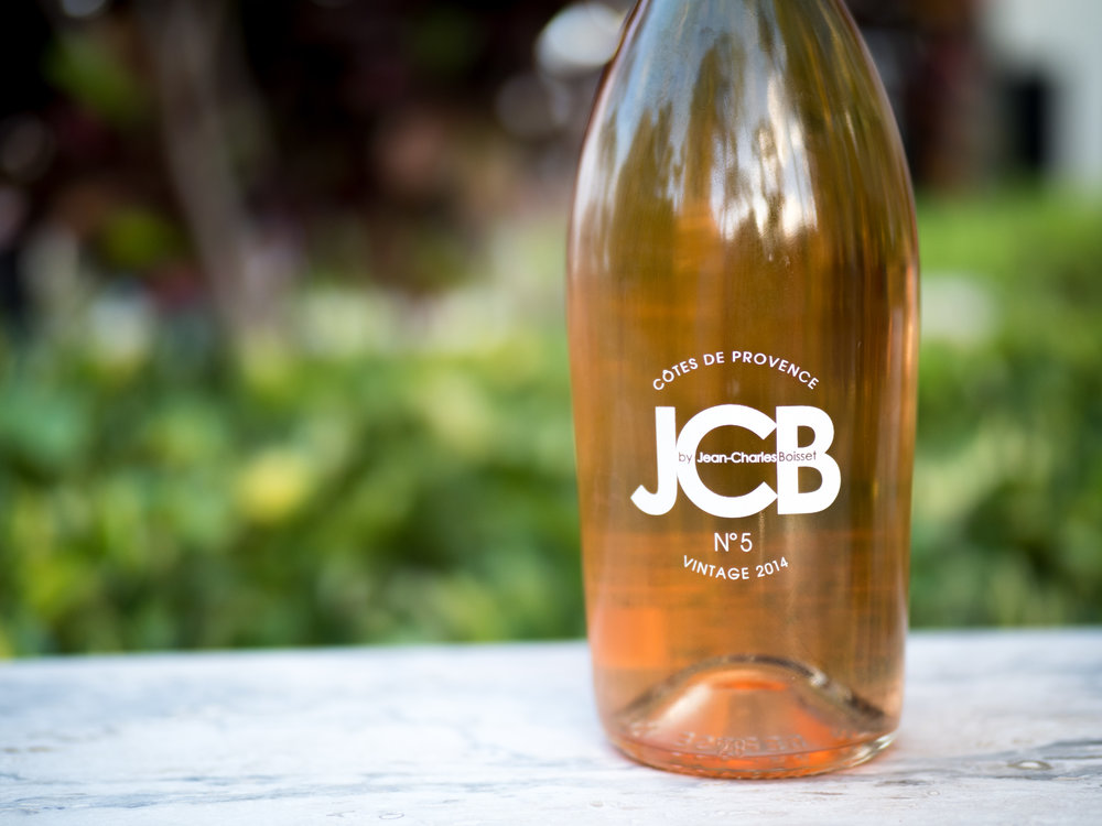 Musings by the Glass - Costco Corner - JCB N5 Rose