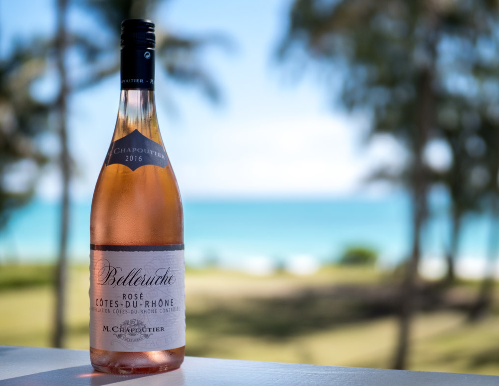 Musings by the Glass - Costco Corner - M. Chapoutier Cotes-du-Rhone Rose