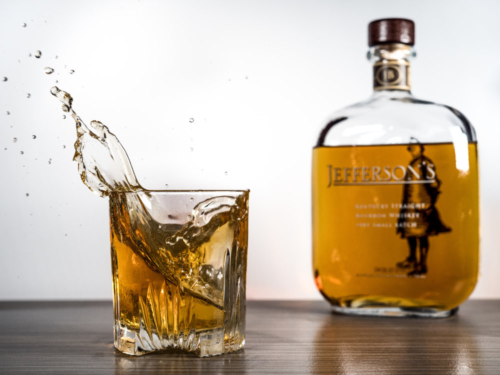 Musings by the Glass - Cheers to You Mr. Jefferson - Jefferson Very Small Batch Bourbon Whiskey