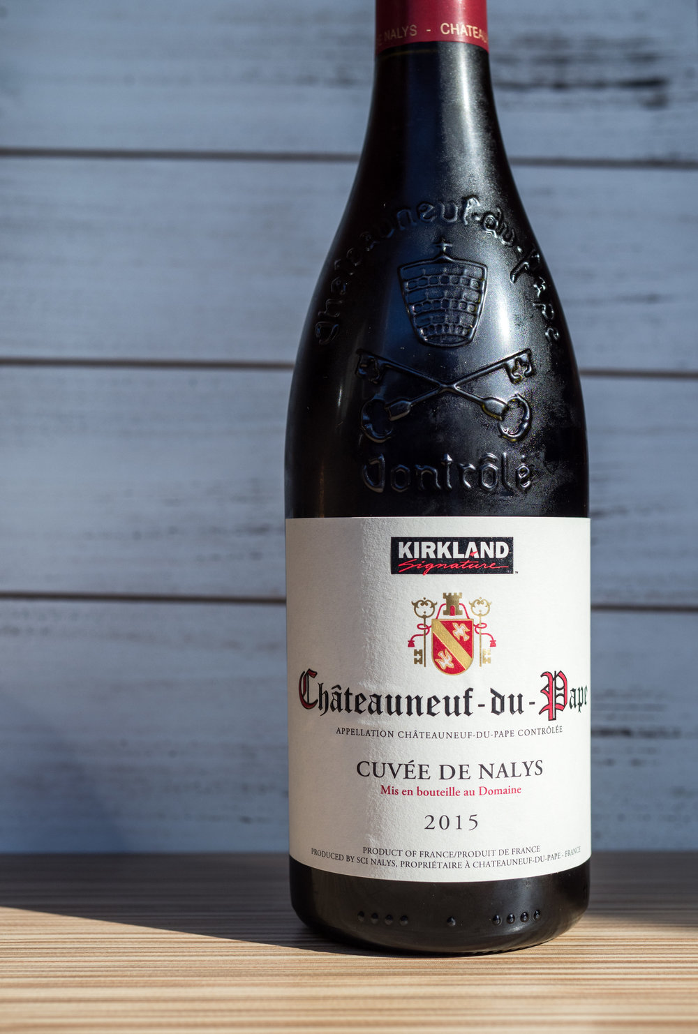 Musings by the Glass - Weekday Wines - Kirkland Signature Chateauneuf-du-Pape