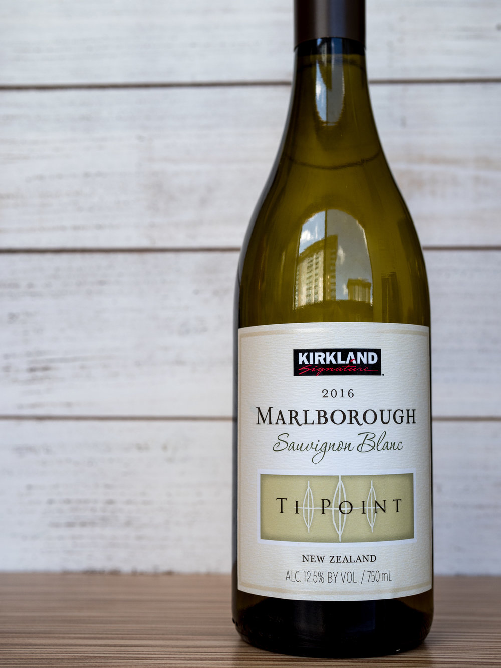 Musings by the Glass - Weekday Wines - Kirkland Signature Ti Point Sauvignon Blanc