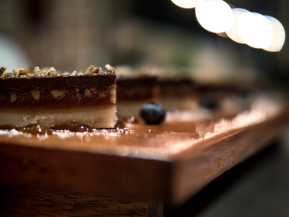 Musings by the Glass - The Nightcap Corollary - Chocolate Bar