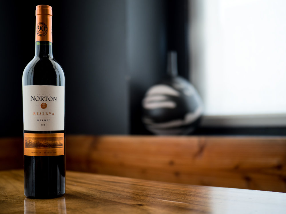 Musings by the Glass - Deductive Challenge - Norton Malbec Reserva Mendoza Argentina