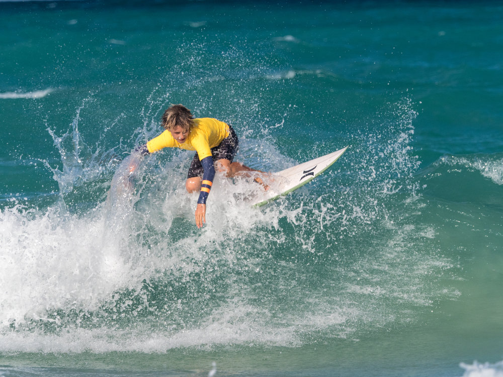 Musings by the Glass - Musings by the Surf - Surfer
