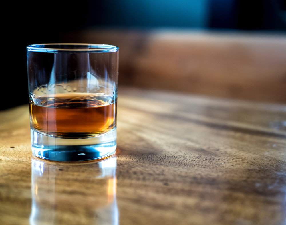 Musings by the Glass - Autumn Whiskey Primer - Whiskey Glass