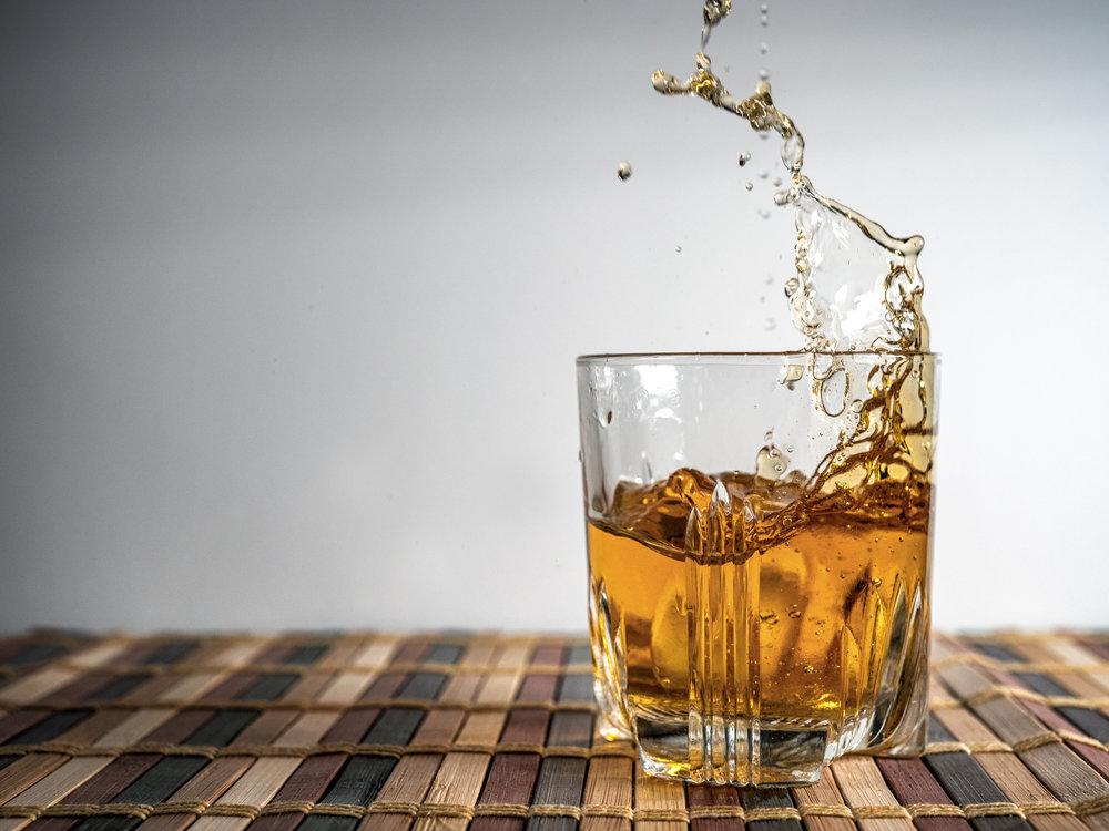 Musings by the Glass - Autumn Whiskey Primer - Yamazaki Whiskey Splash