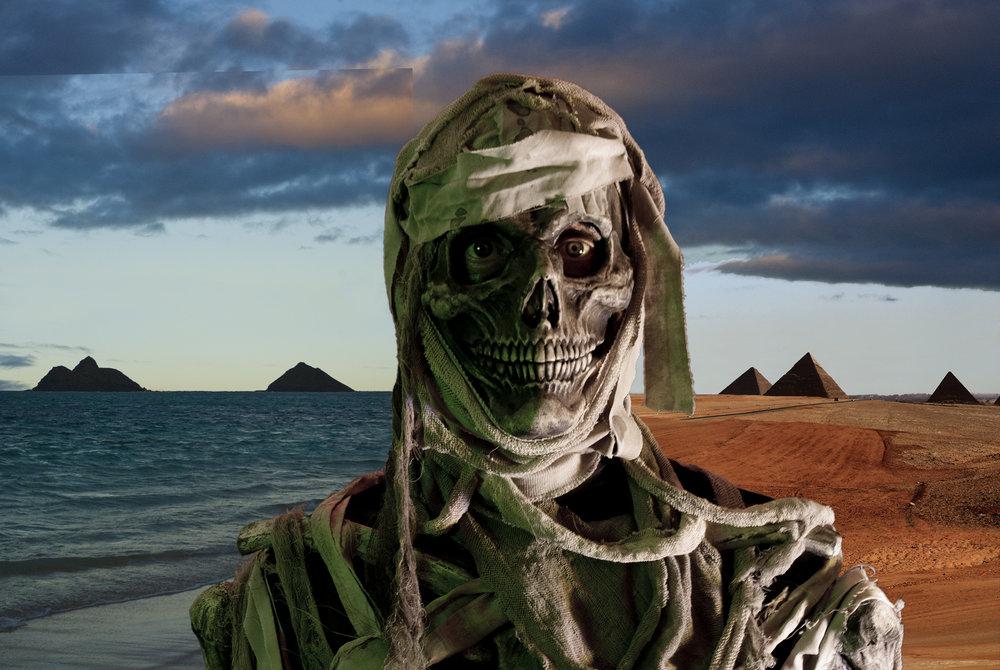 The Egypt-Kailua Cryptic Convergence
