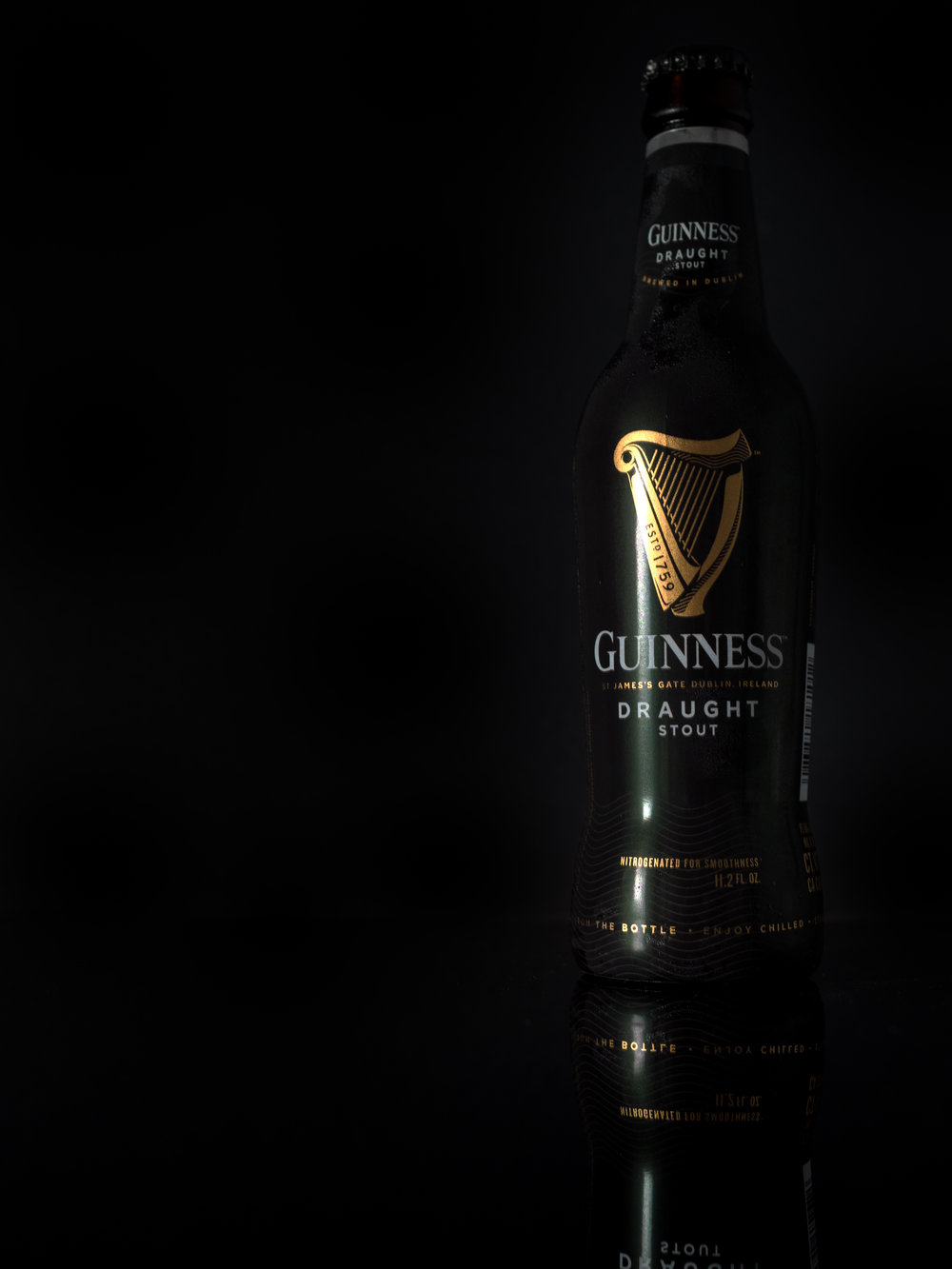 Musings by the Glass - Ode to Saint Patrick - Guinness Draught Stout Beer