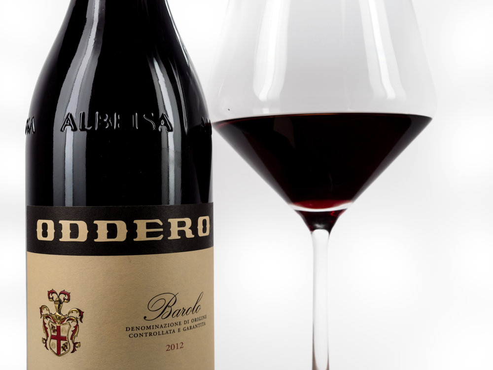 Musings by the Glass - Vino Pairing Optimization - Oddero and Glass