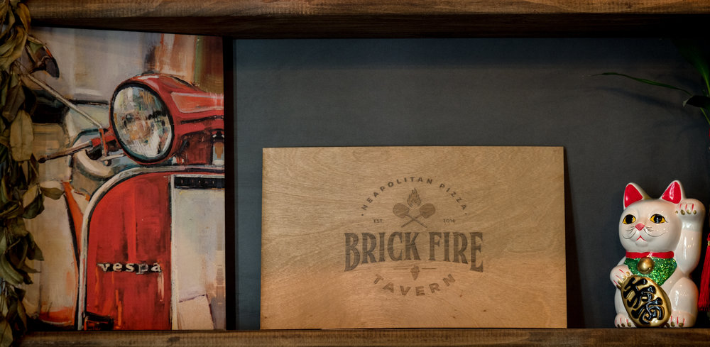 Musings by the Glass - Pizza and Wine Pairing Expedition - Brick Fire Tavern
