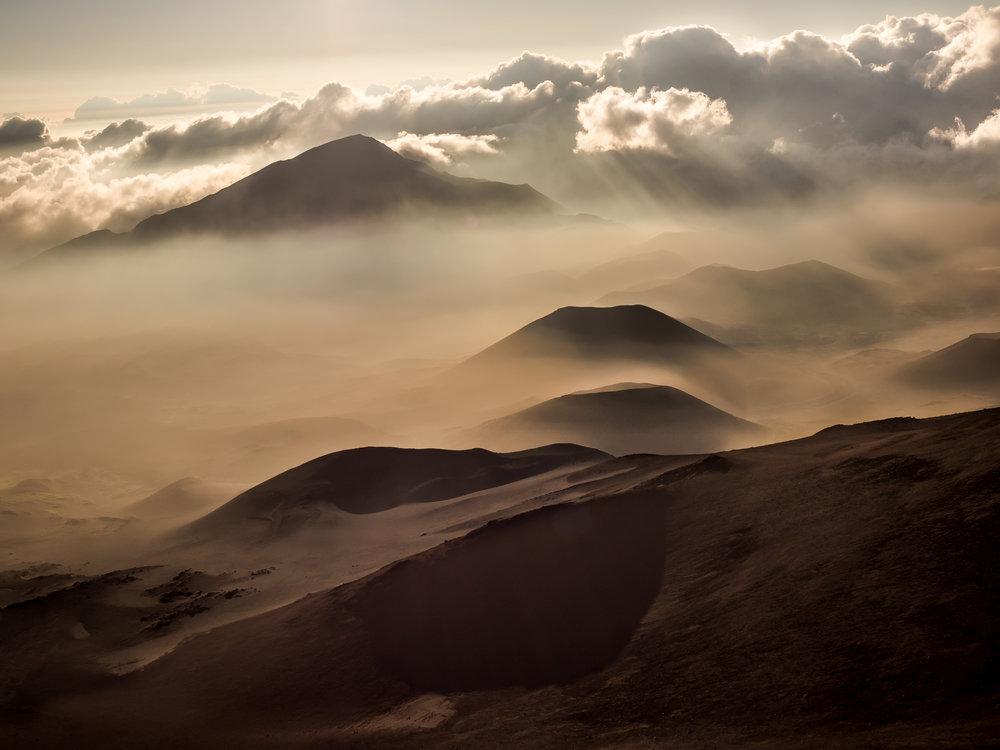 Musings by the Glass - Photoessay of Haleakala