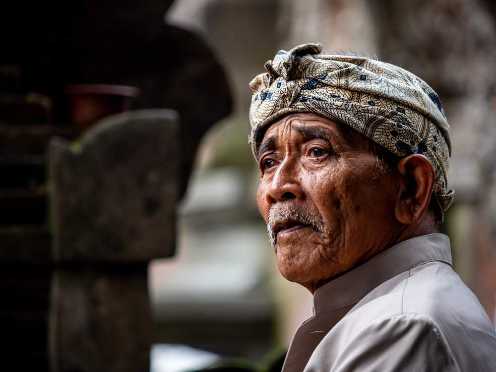 Musings by the Glass - Indonesia and the Portrait of a Thousand Faces
