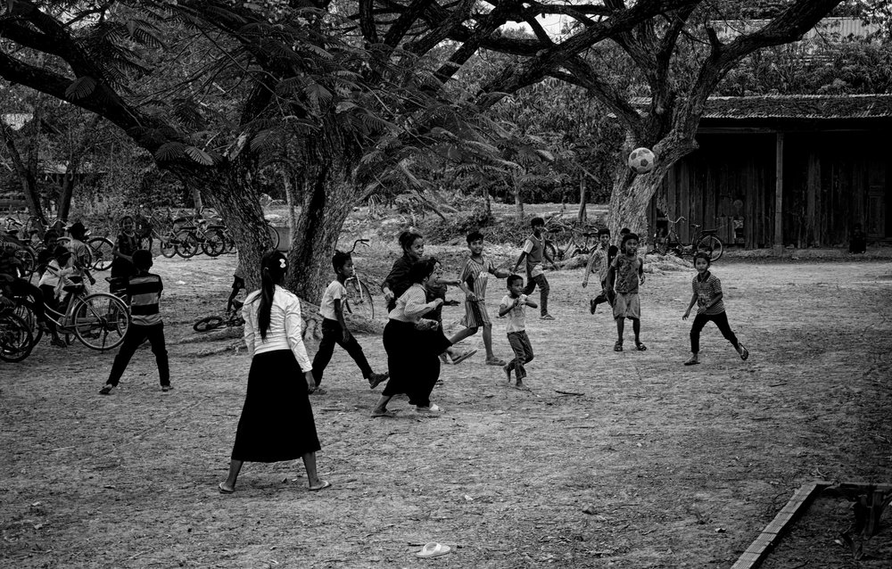 Schoolyard Futbol