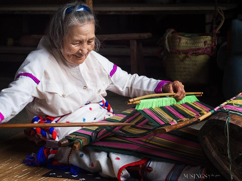 Truku Weave Technique