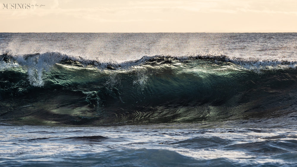 Do you spot the spirit surfer in the wave?