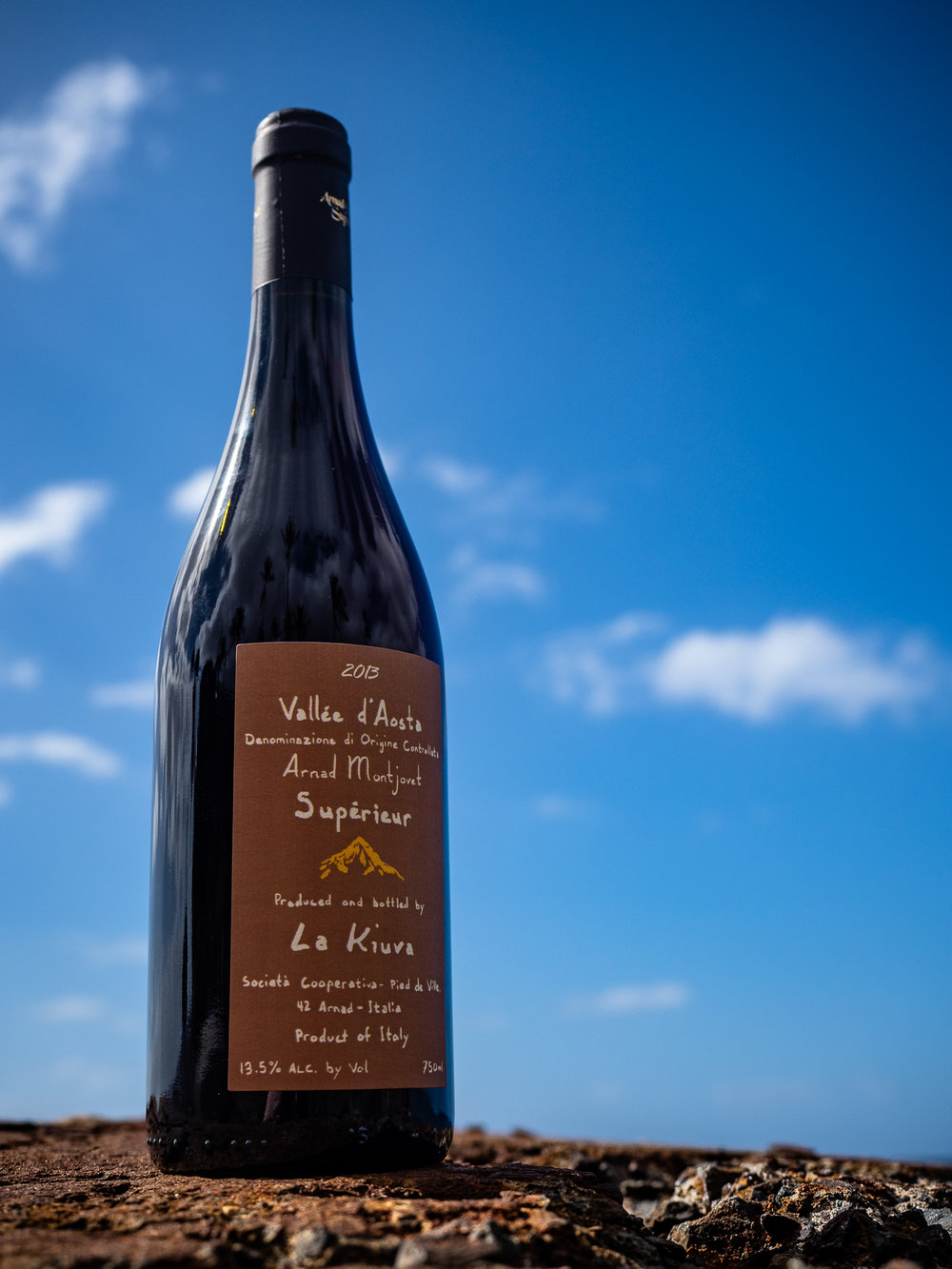 Musings by the Glass - Arnad Montjoret Nebbiolo