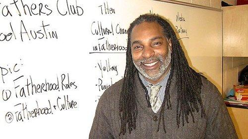 (Joel Austin, founder of Daddy University. Photo by Cherri Gregg)