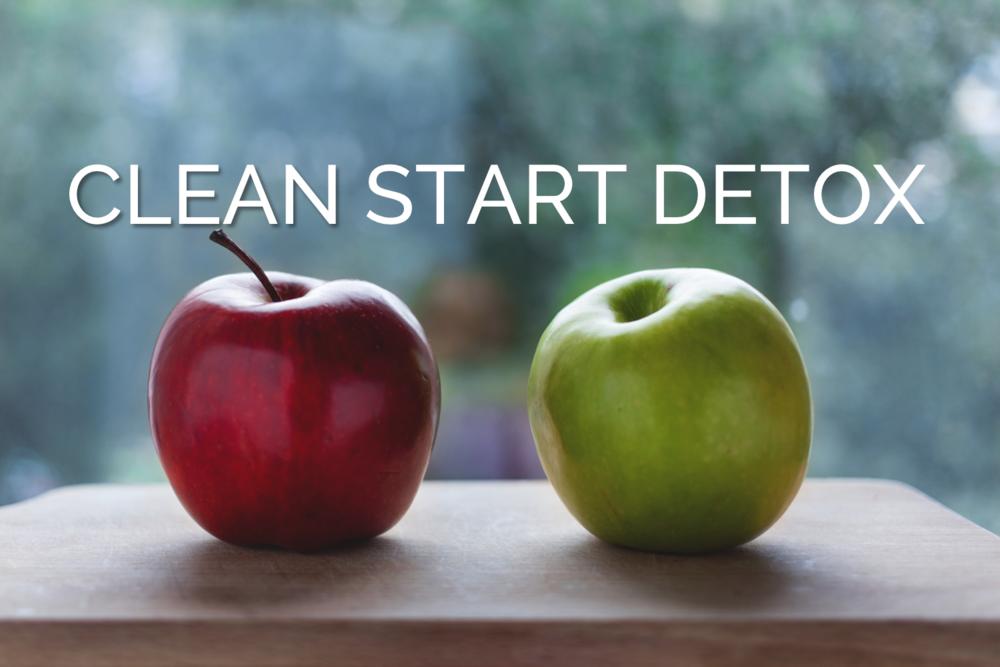 Clean Start Detox