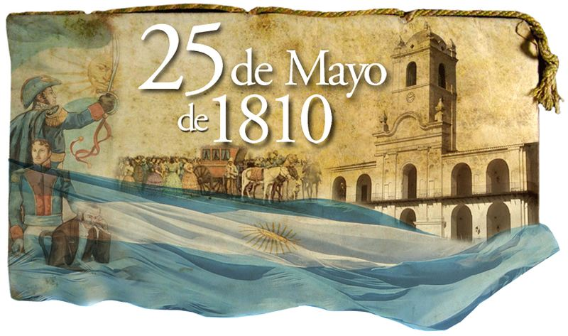 DID YOU KNOW?    This months show falls on the date of the May Revolution of 1810, which ultimately led to independence if Buenos Aires, also known as Dia De La Partia...
