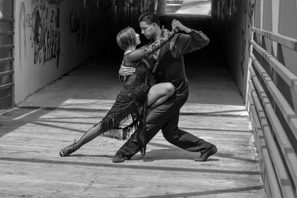 Daniel Moreno  & Amanda Accica