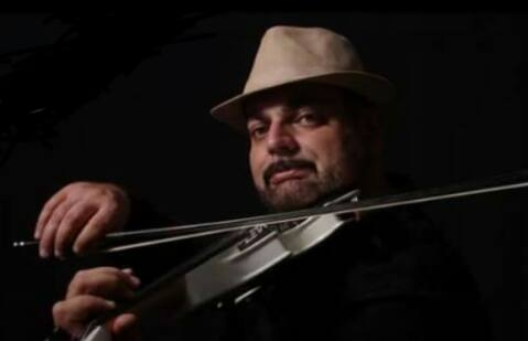 HARRY HOVAKIMIAN (electric violin)