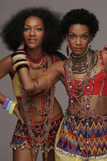 Les Nubians In Transit Cameroon Detroit Fusion