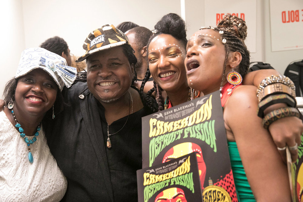 Cameroon Detroit Fusion