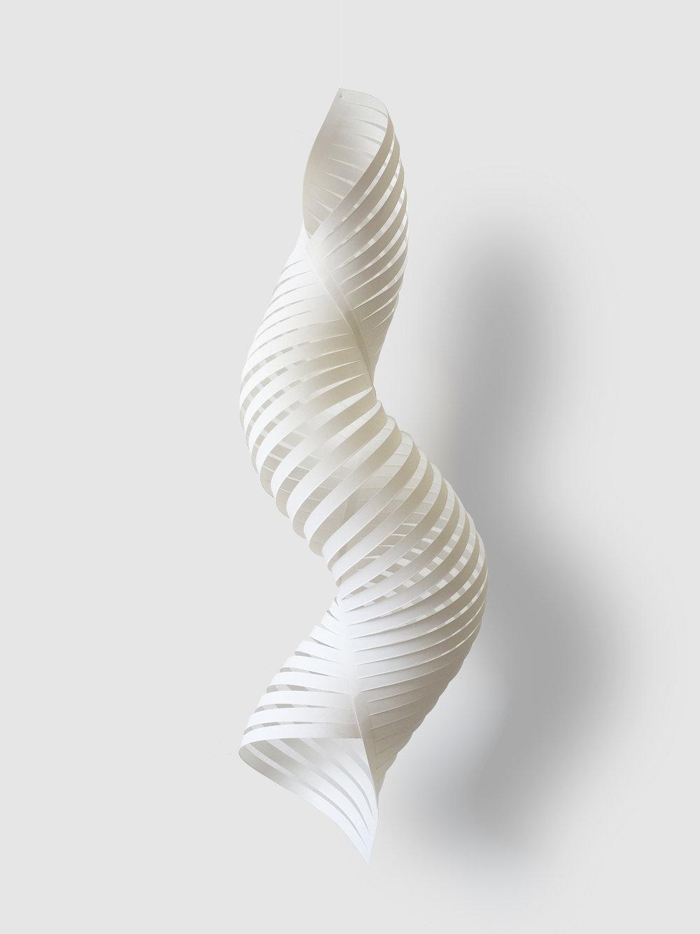 Folding stone