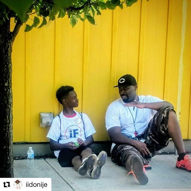 #Repost @iidonije ・・・ What it's all about!! 12th Annual Football and Cheer Camp! Love to @realurbanbbq @walmart @stlaurencevikes @chicagobears @drinkkra @cpdenforcers