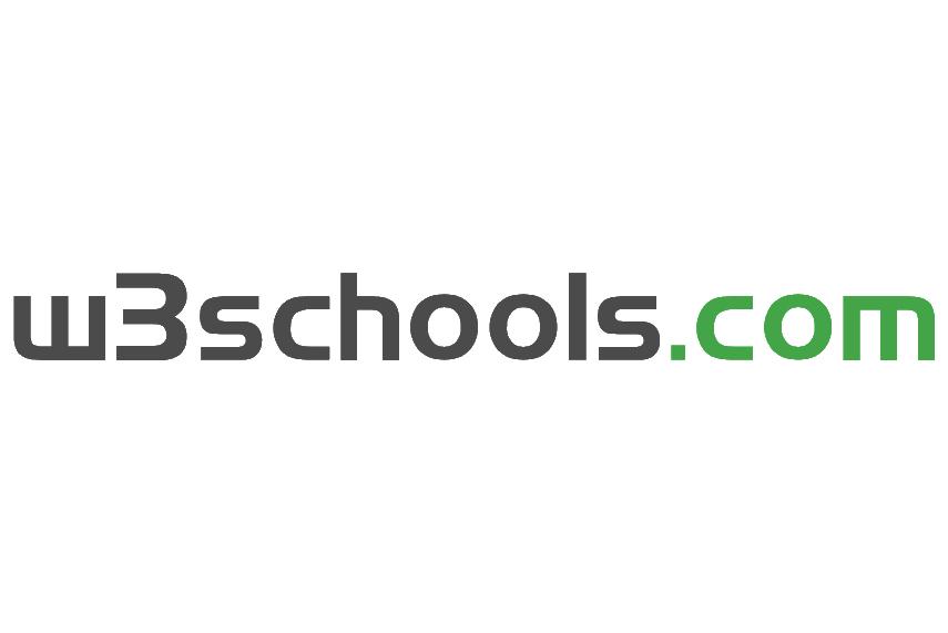 W3school.com Destiné à l'apprentissage en ligne des technologies Web